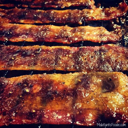 Candied Bacon MAF